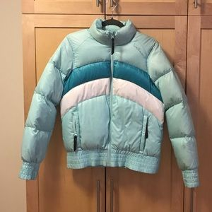 Salomon Women's Manero Down Ski Snow Jacket Coat